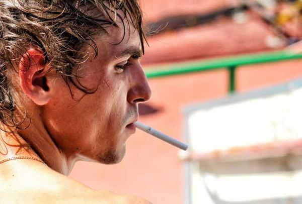 Rauchen-Potenz